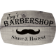 barbershop round with bg